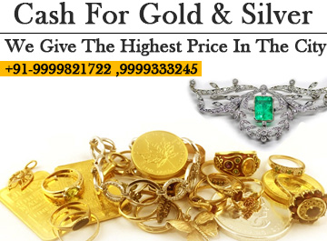 Gold Jewelry Buyers In Delhi
