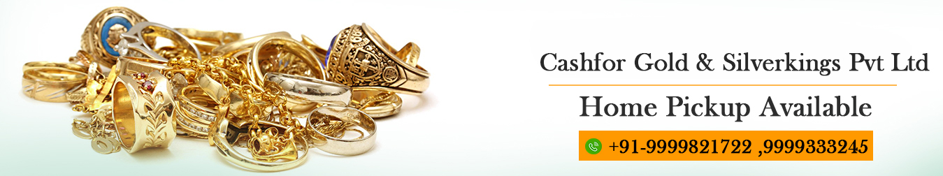 Cash for Gold in Delhi | Gold Buyers in Noida | Sell Gold Online